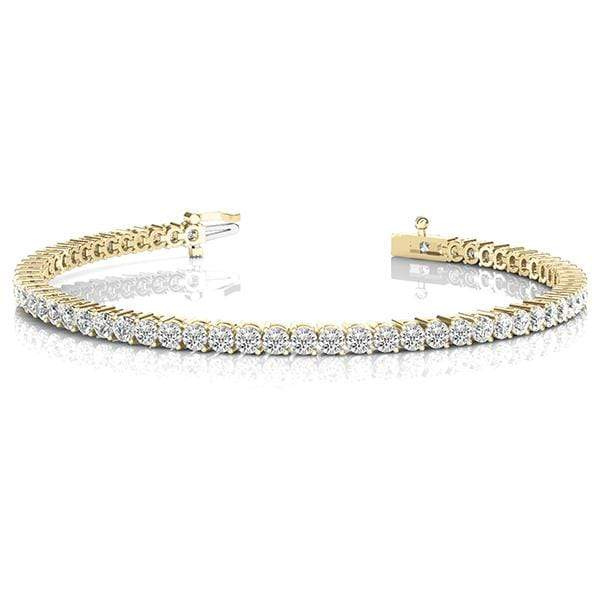 Majesty Diamond Bracelet- 1 Cttw | The Carat Lab