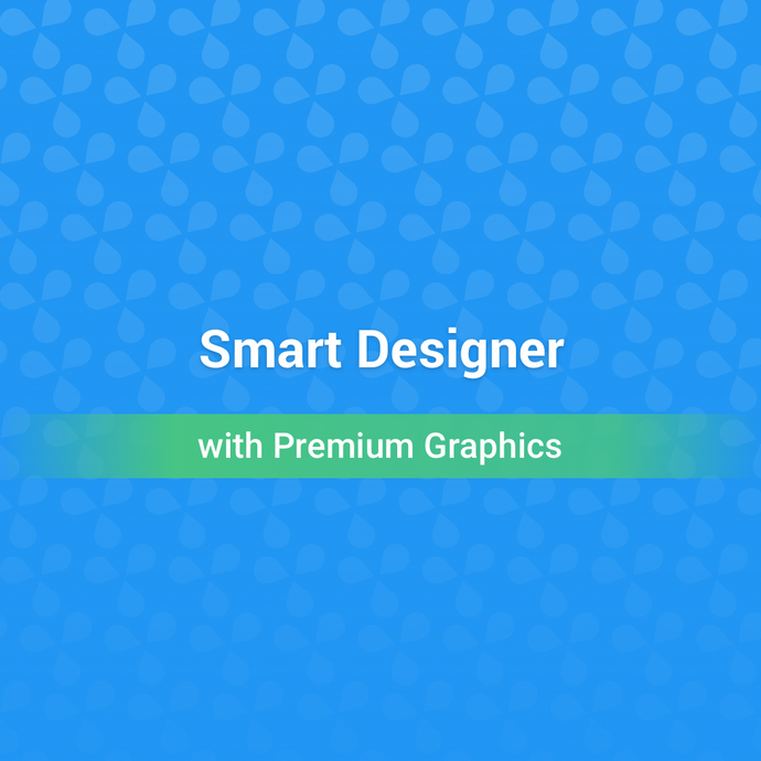 Smart Designer with Premium Graphics