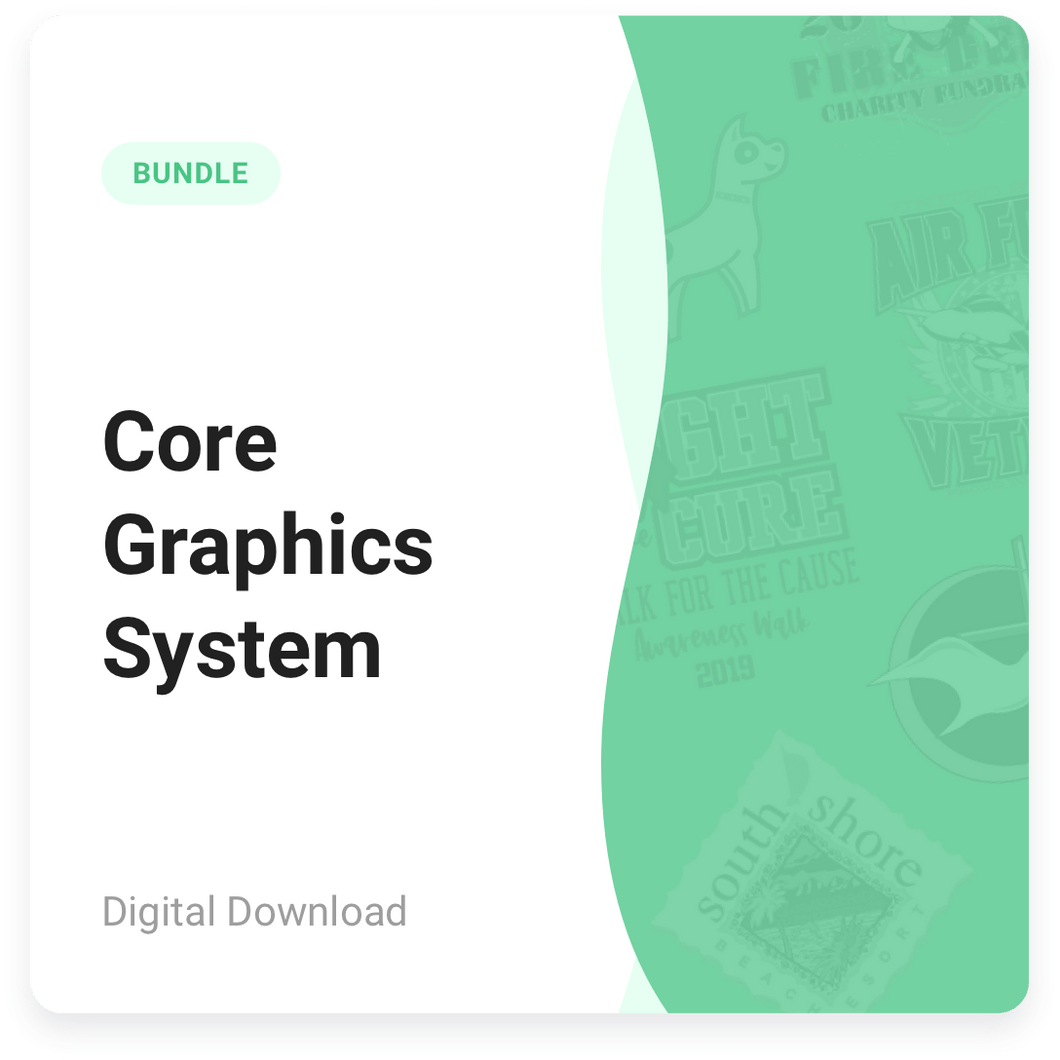 Core Graphics System