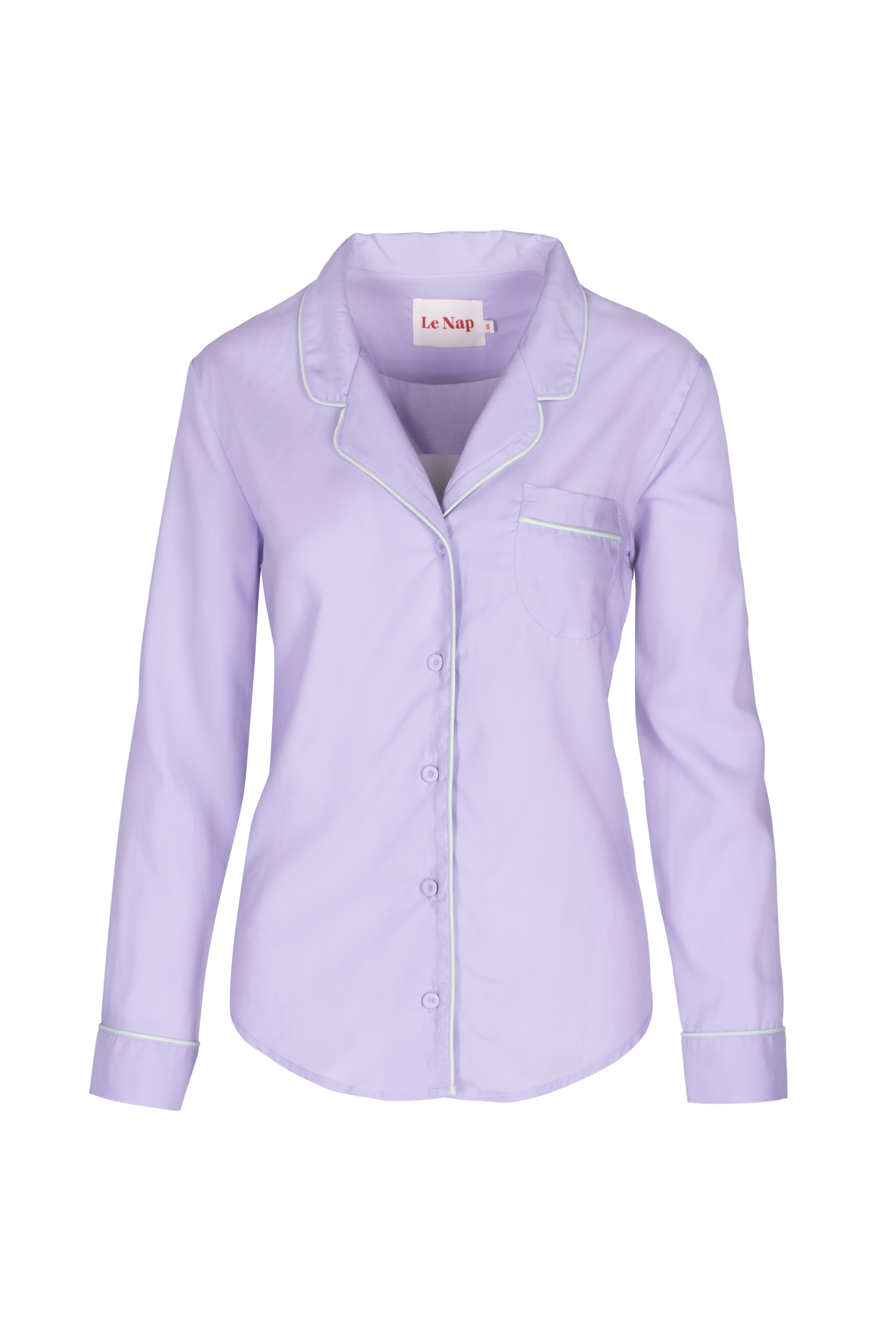 Blouse - Lavender Love