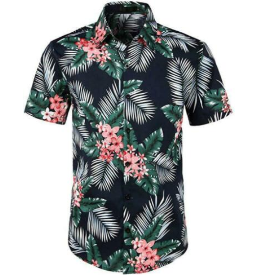 Fern Hawaiian Shirt