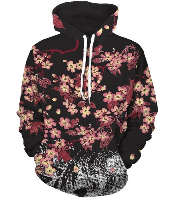 Cherry Blossoms Hoodie