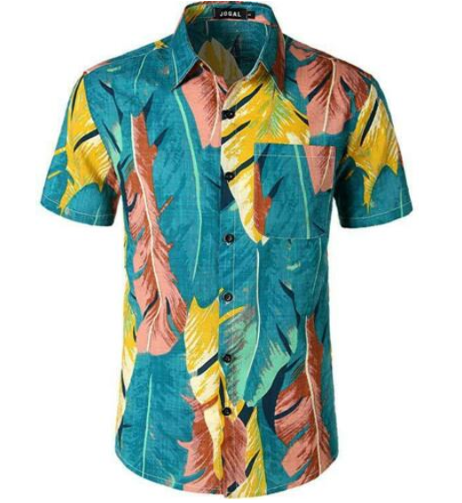 Palm Tree Hawaiian Shirt