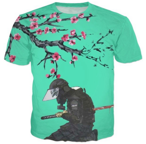 Arizona Samurai Tee