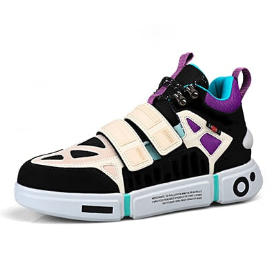 Vaporwave Tennis Sneakers