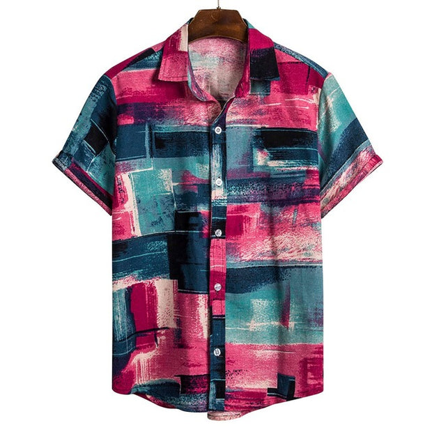 Vaporwave Hawaiian Shirt