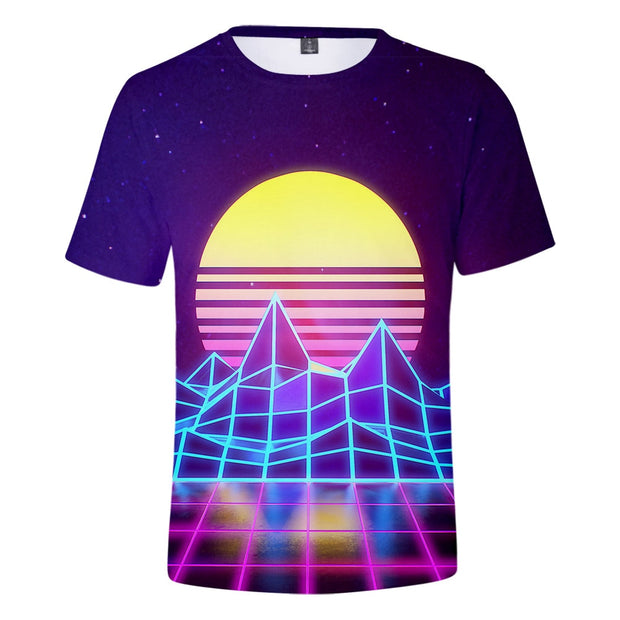 Classic Synthwave Tee