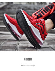 Red Classic Runners