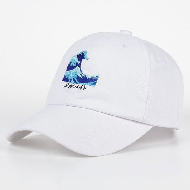 Wave Vaporwave Hat