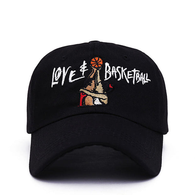 Basketball Vaporwave Hat
