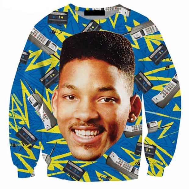 Big Willie Style Sweater