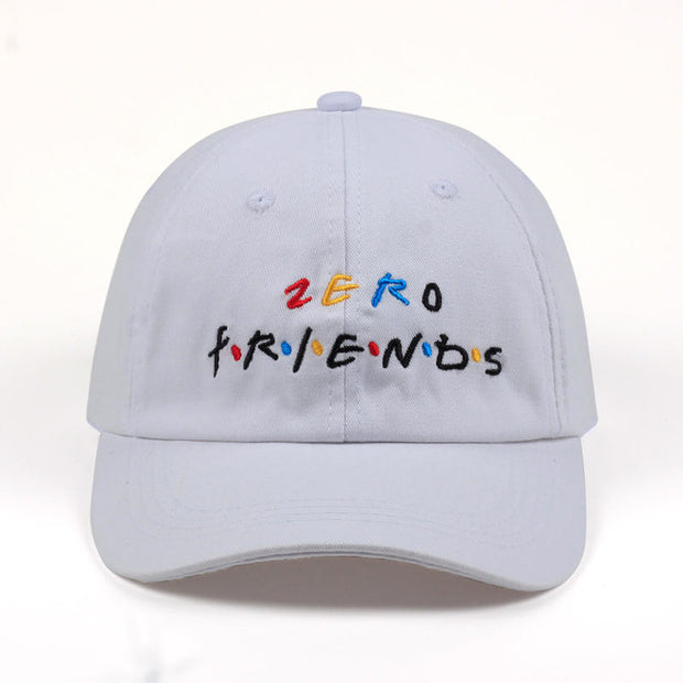 Zero Friends Vaporwave Hat