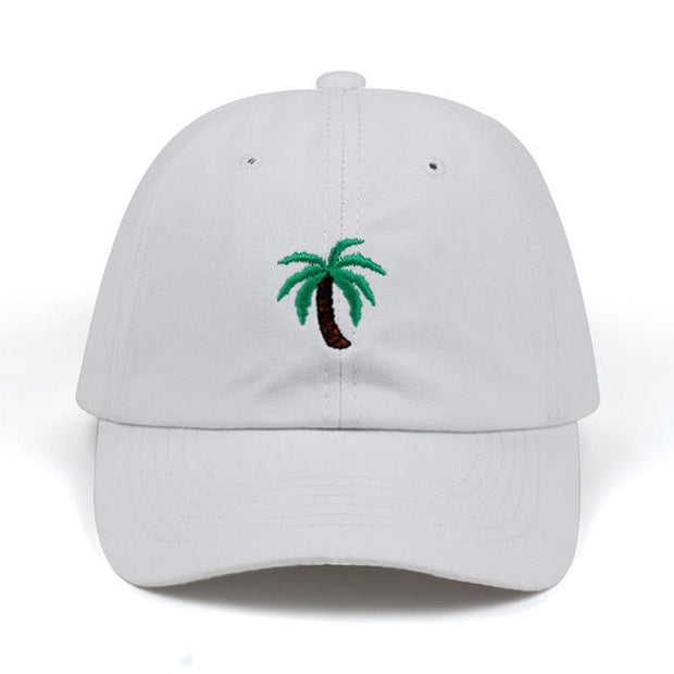Palm Tree Vaporwave Hat