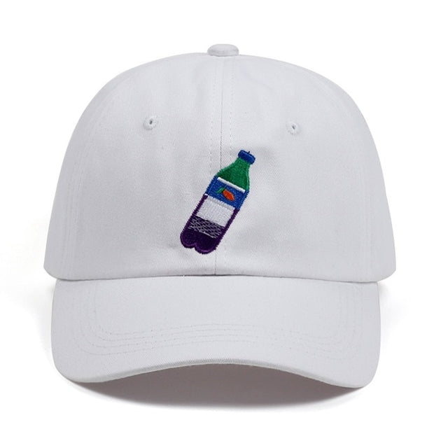 Vaporwave Drink Hat