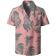 Pink Vintage Hawaiian Shirt