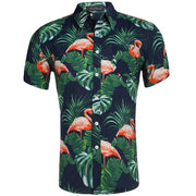 Flamingo Hawaiian Shirt