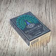 Load image into Gallery viewer, Peacocks Playing Cards