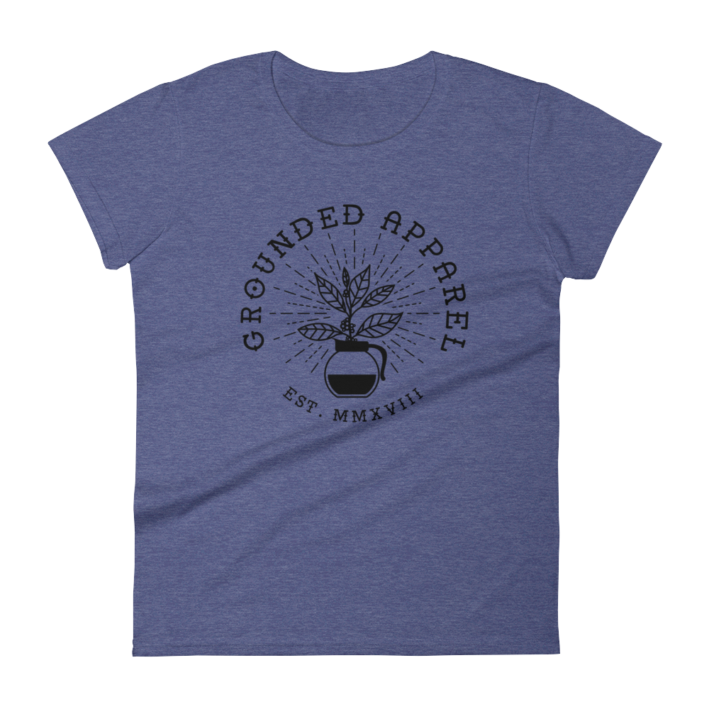 Grounded Apparel Logo T-shirt