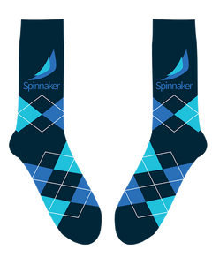 Spinnaker Socks