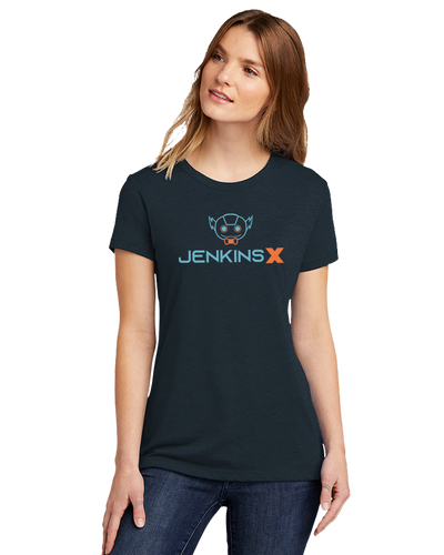 Fitted JenkinsX Tee