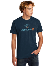 Load image into Gallery viewer, Straight Fit JenkinsX Tee
