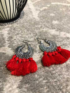 Roux Tassel Earrings