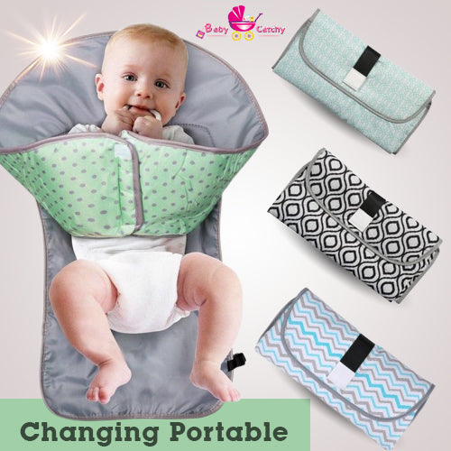 3-in-1 Changing Portable Infant Baby - babycatchy