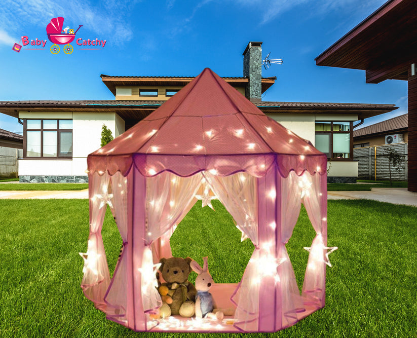 House Baby Garden Tent - babycatchy