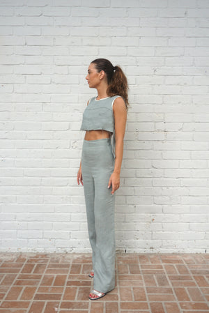 Gisselle Linen Trousers
