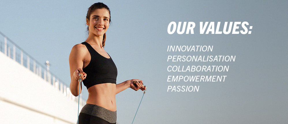 Fit Nutrition About Us Our Values