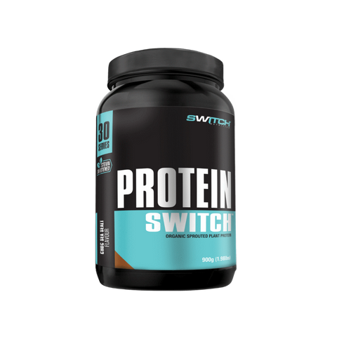 VEGAN Protein Switch by Switch Nutrition