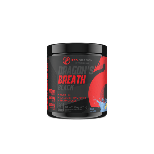 Dragon's Breath by Red Dragon Nutritionals Best Pre Workouts in 2021