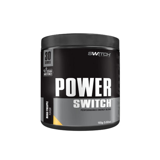 Power Switch by Switch Nutrition Best Pre Workouts in 2021