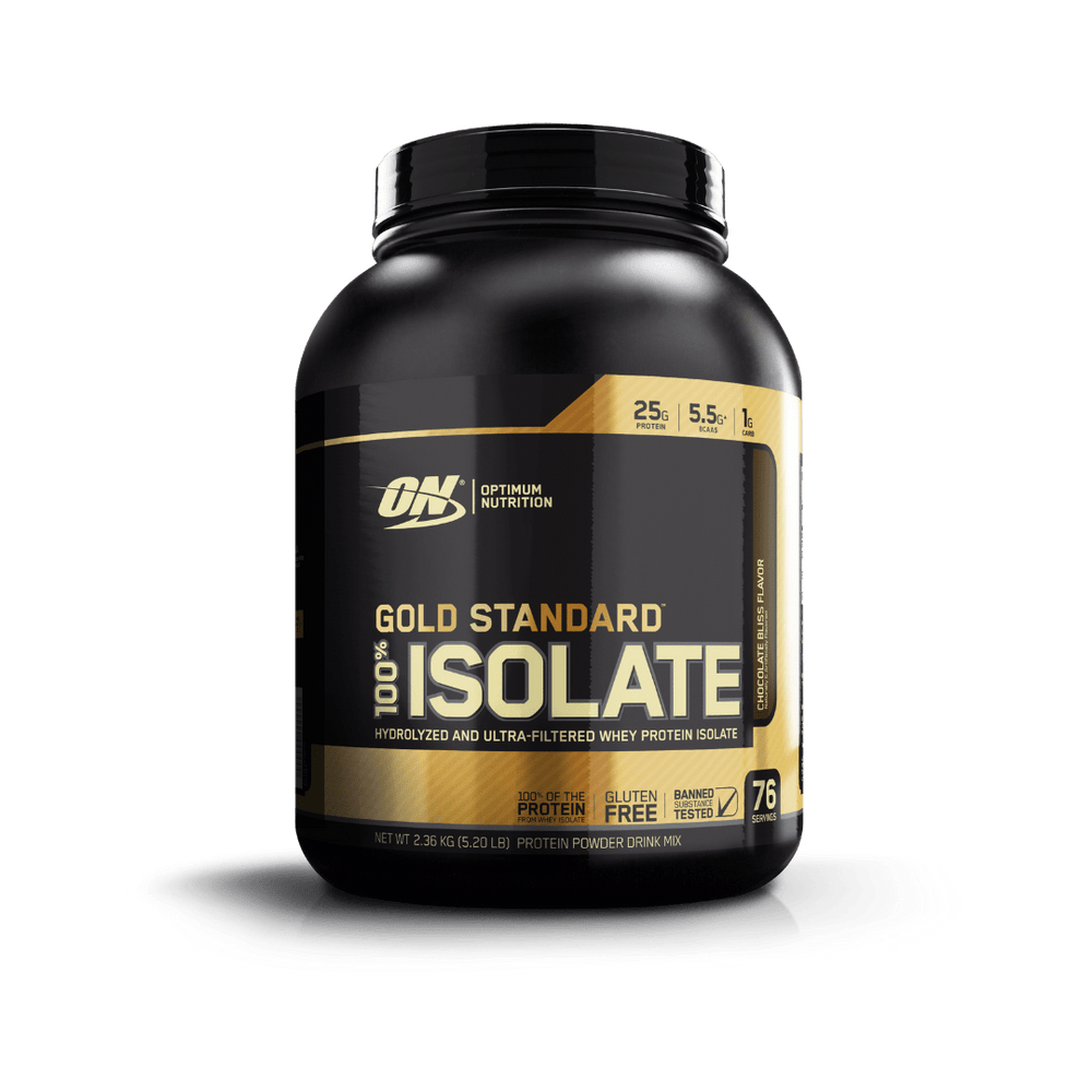 Gold Standard 100% Isolate by Optimum Nutrition