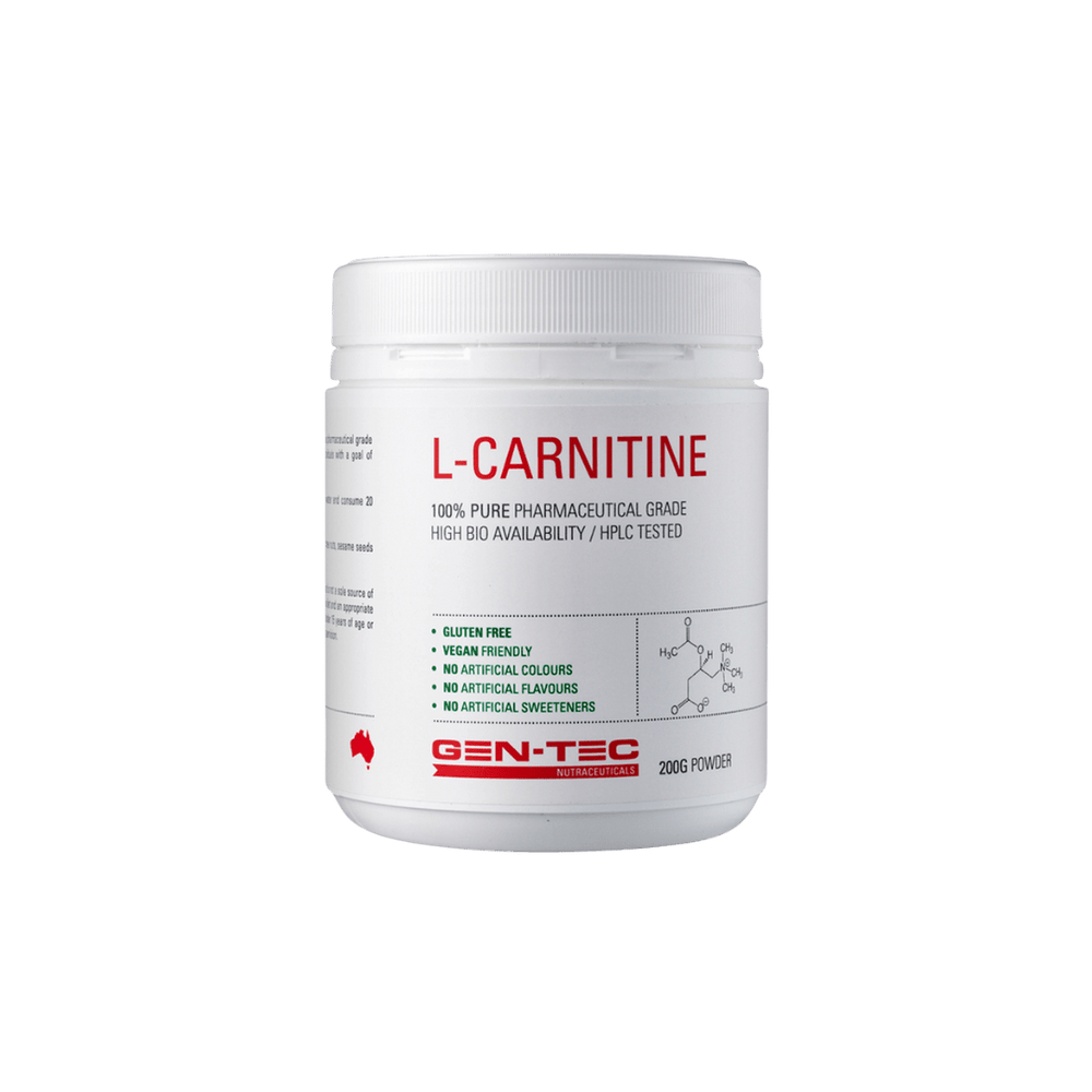 L-Carnitine by Gen-Tec