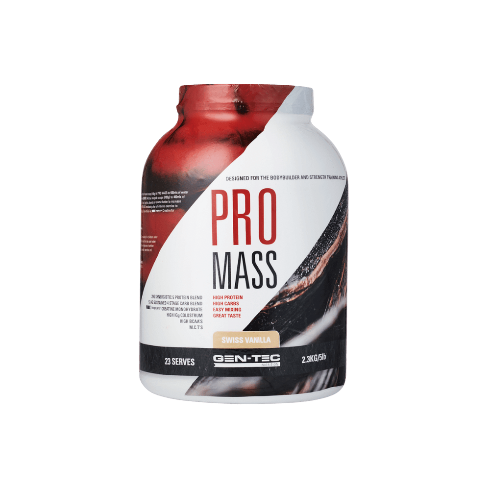 ProMass Weight Gainer by Gen-Tec