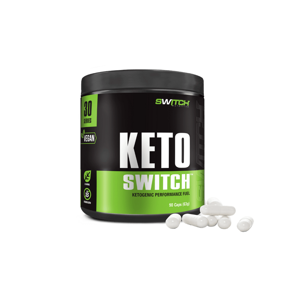 Keto Switch Capsules by Switch Nutrition