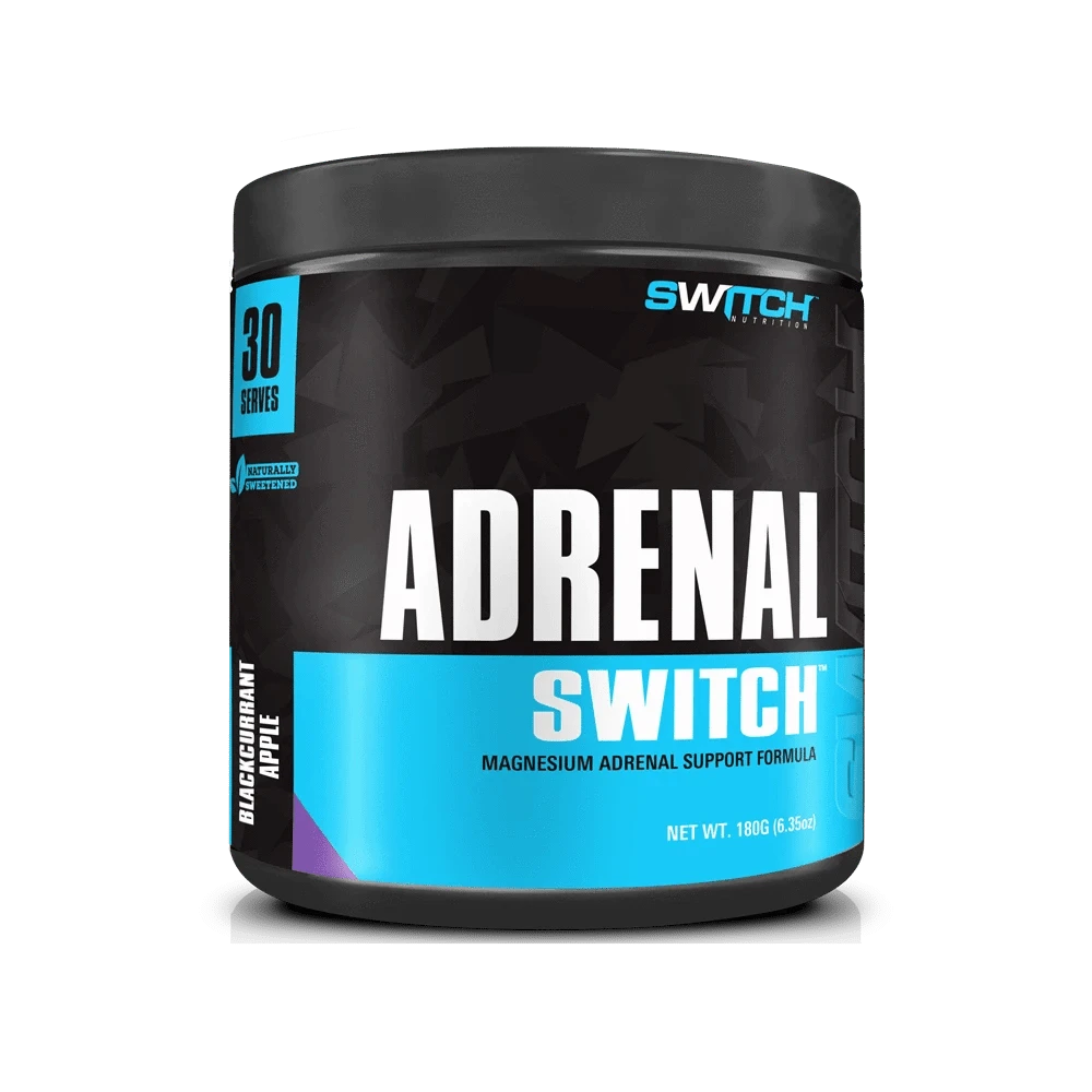 Adrenal Switch by Switch Nutrition Sport Nutrition > Keto Switch Nutrition