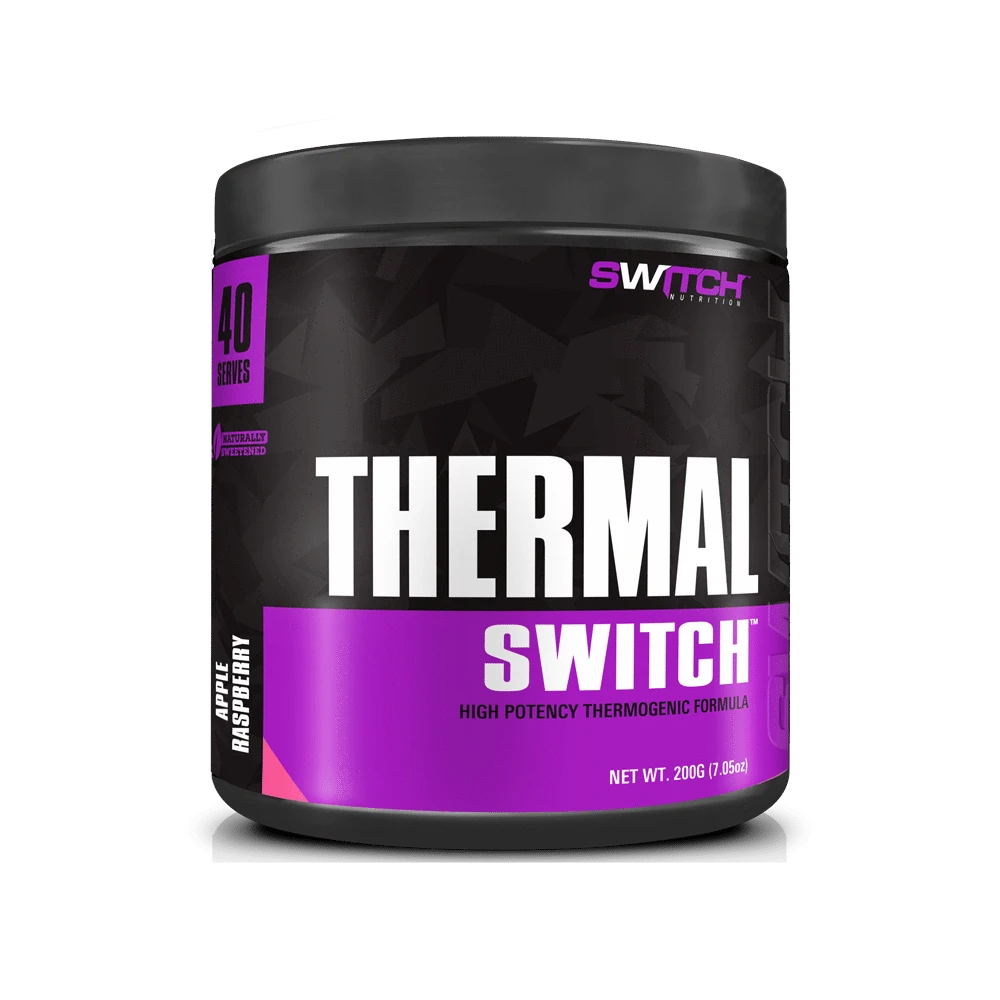 Thermal Switch by Switch Nutrition Sport Nutrition > Keto Switch Nutrition
