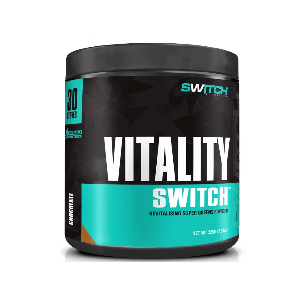Vitality Switch by Switch Nutrition Sport Nutrition > Keto Switch Nutrition
