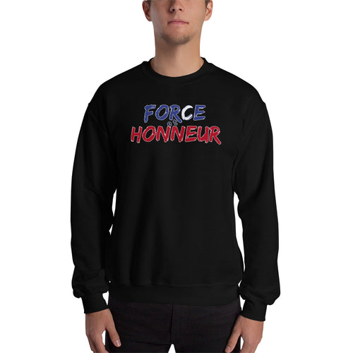 Sweatshirt Force&Honneur France