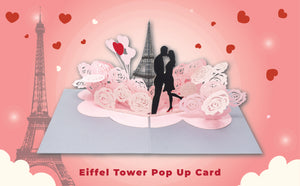 Paper Love-Eiffel Tower Love Pop Up Card-3d-lovepop-popup-cards