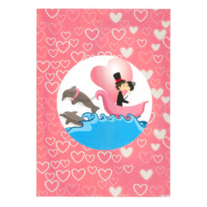 Paper Love-Fantasy Love Pop Up Card-3d-lovepop-popup-cards