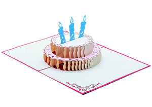 Paper Love-Happy Birthday Cake Card-3d-lovepop-popup-cards