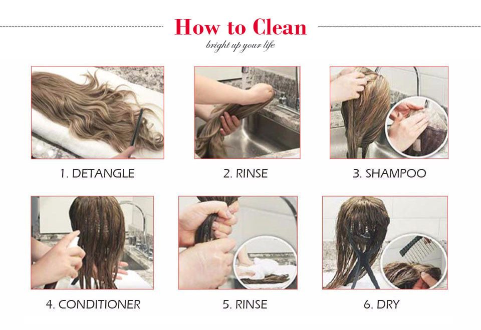 How to Clean