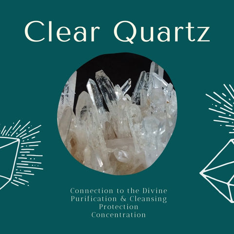 Crystal Healing Meaning Clear Quartz