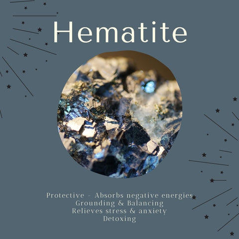 Crystal Healing Meaning Hematite