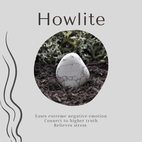 Crystal Healing Meaning Howlite