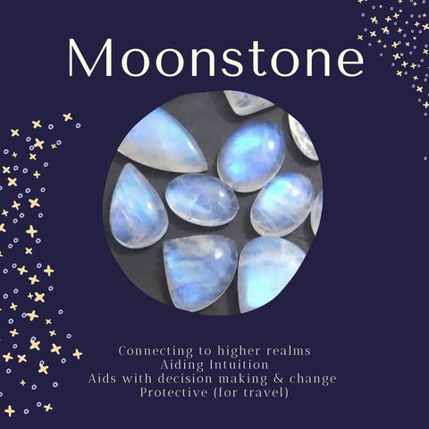 Crystal Healing Meaning Moonstone