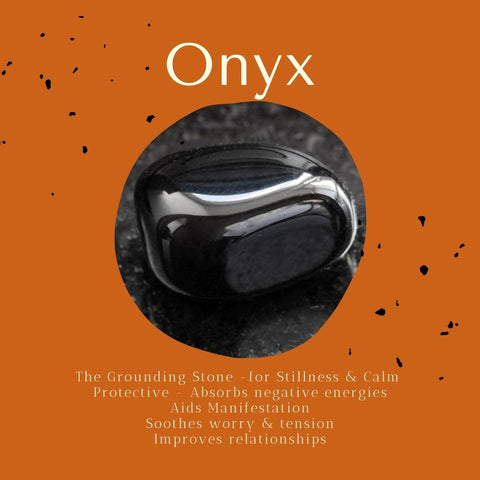 Crystal Healing Meaning Onyx